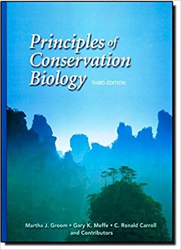 Principles of Conservation Biology (3rd Edition) - Image pdf with ocr