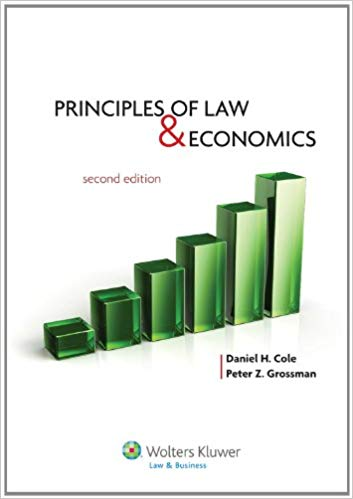 Principles of Law and Economics (2nd Edition)