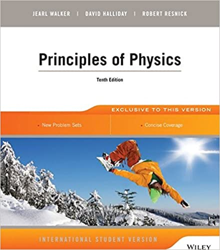 Principles of Physics (10th Edition) - Original PDF