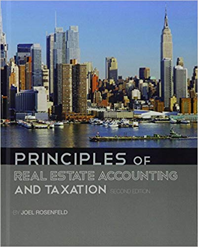 Principles of Real Estate Accounting and Taxation (2nd Edition)