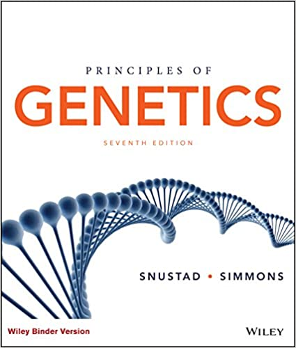 Principles of Genetics (7th Edition) - Original PDF