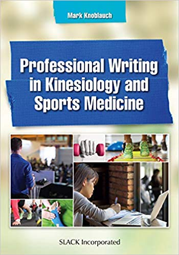 Professional Writing in Kinesiology and Sports Medicine