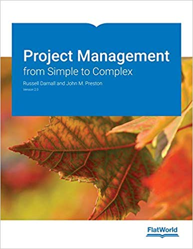 Project Management:  from Simple to Complex v2.0