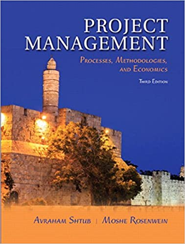 Project Management: Processes, Methodologies, and Economics (3rd Edition) - Epub + Converted pdf
