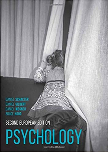 Psychology: Second European Edition 2nd ed