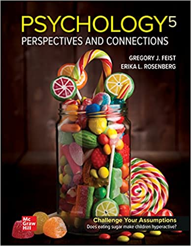 Psychology: Perspectives and Connections (5th Edition) - Orginal Pdf