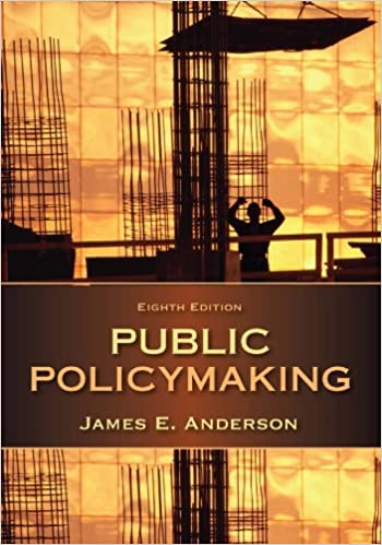Public Policymaking (8th Edition) - Orginal pdf