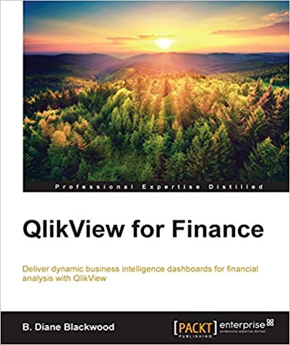 QlikView for Finance BY Blackwood - Orginal Pdf