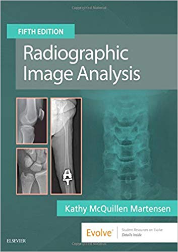 Radiographic Image Analysis (5th Edition)[2019] [PDF] [Retail]