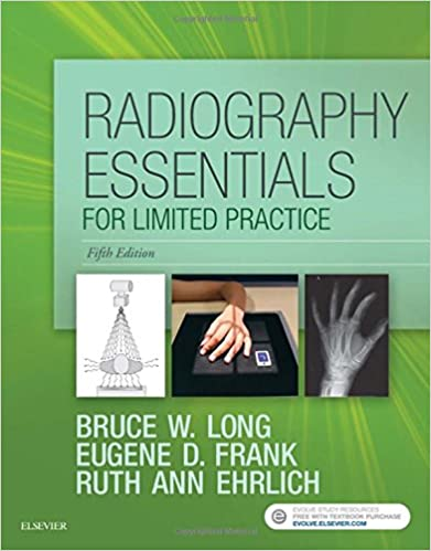 Radiography Essentials for Limited Practice (5th Edition) - Epub + Converted pdf