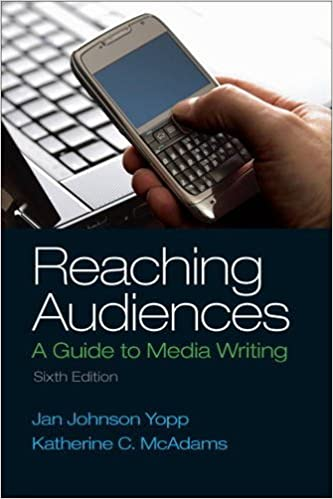 Reaching Audiences (6th Edition) BY Jan Yopp - Orginal Pdf