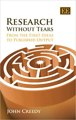 Research Without Tears From the First Ideas to Published Output - Image pdf + Epub