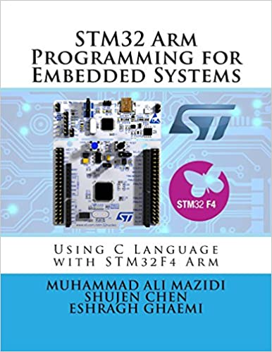 STM32 Arm Programming for Embedded Systems (Volume 6) - Epub + Converted pdf