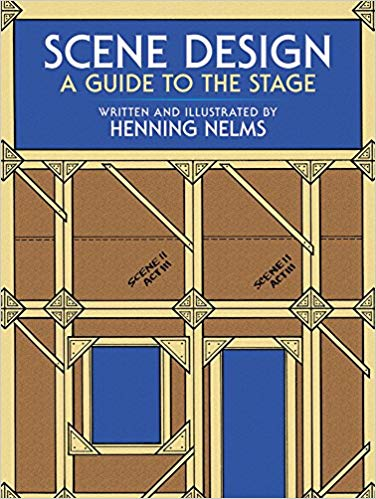 Scene design;:  A guide to the stage