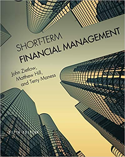 Short-Term Financial Management (5th Edition)