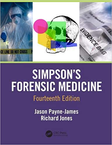Simpson's Forensic Medicine (14th Edition) - Original PDF
