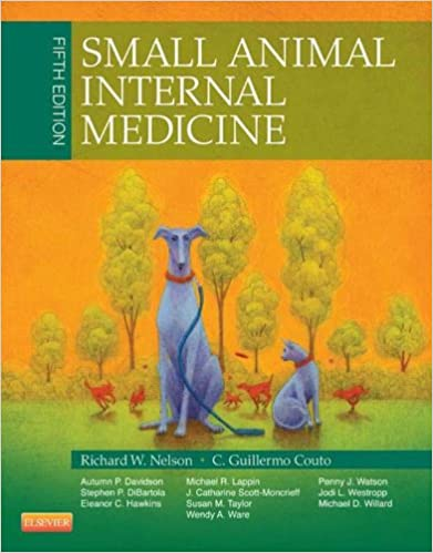 Small Animal Internal Medicin (5th Edition) - Orginal Pdf