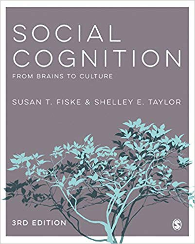 Social Cognition: From brains to culture (3rd Edition)