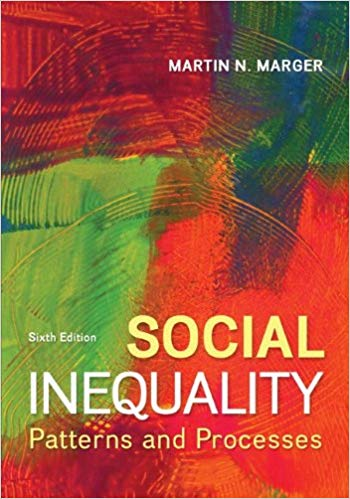 Social Inequality: Patterns and Processes 6th Edition