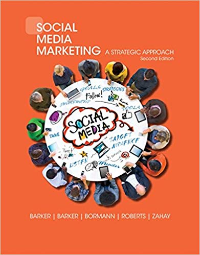 Social Media Marketing:  A Strategic Approach (2nd Edition) - Image pdf with ocr