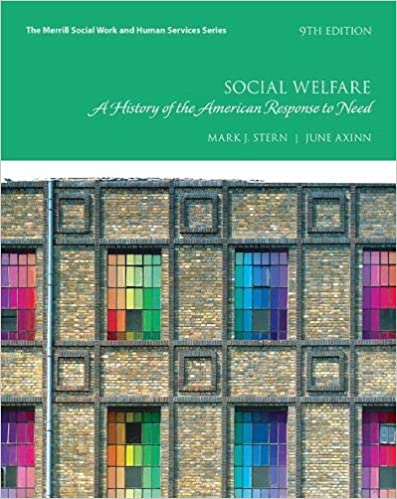 Social Welfare: A History of the American Response to Need (9th Edition) - Original PDF