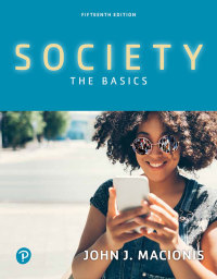 Society The Basics (15th Edition) (9780134674841)[2019] - Epub + Converted Pdf