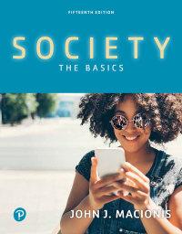 Society The Basics (15th Edition) (9780134674841)[2019] - Epub + Converted Pdf