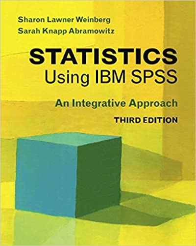 Statistics Using IBM SPSS (3rd Edition) - Epub + Converted pdf