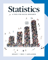 Statistics: A Tool for Social Research (4th Edition) - Image pdf with ocr