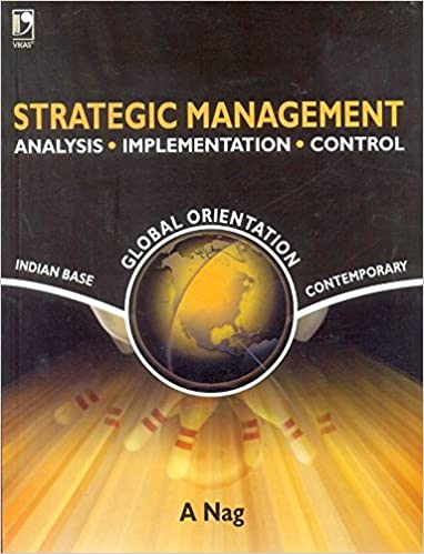 Strategic Management: Analysis, Implementation, Control - Epub + Converted pdf