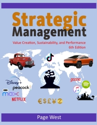 Strategic Management: Value Creation, Sustainability, and Performance (6th Edition) - Image pdf with ocr