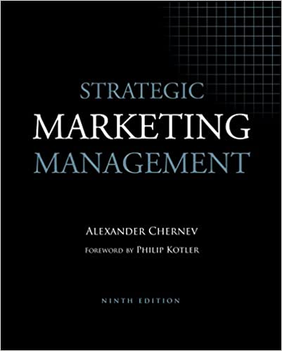 Strategic Marketing Management (9th Edition) - Epub + Converted Pdf