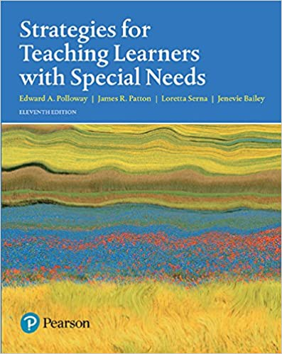 Strategies for Teaching Learners with Special Needs (11th Edition) - Orginal Pdf