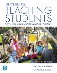 Strategies for Teaching Students with Learning and Behavior Problems (10th Edition) - Orginal Pdf