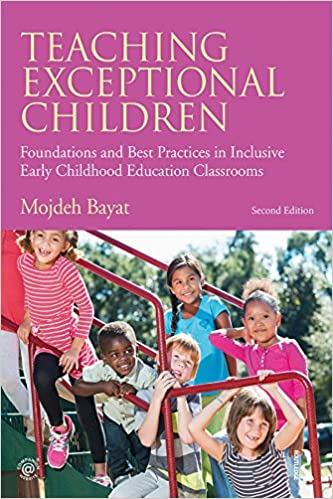 Teaching Exceptional Children: Foundations and Best Practices in Inclusive Early Childhood Education Classrooms (2nd Edition) - Epub + Converted pdf