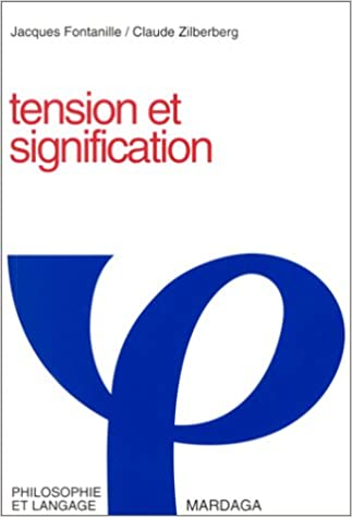 Tension et signification (Philosophie et langage) (French Edition) - ُScanned pdf with ocr