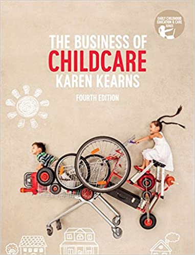 The Business of Child Care (4th edition) - Original PDF