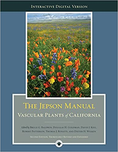 The Jepson Manual: Vascular Plants of California (2nd Edition) - Epub + Converted pdf