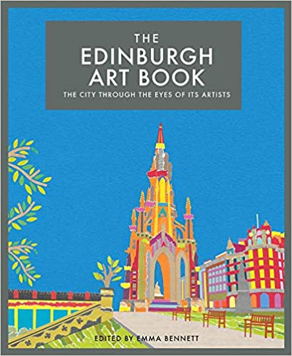The Edinburgh Art Book:  The city through the eyes of its artists - Original PDF