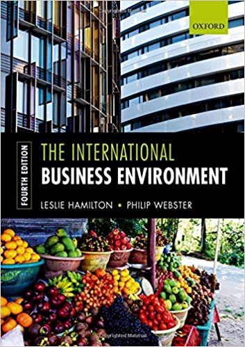 The International Business Environment (4th Edition) [2019] - Epub + Converted Pdf