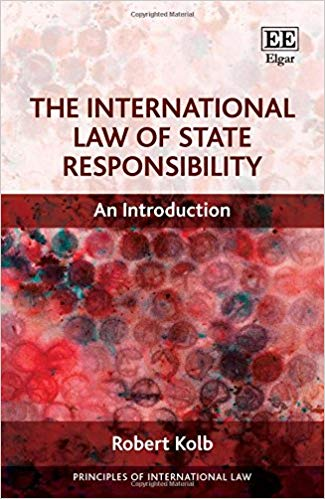 The International Law of State Responsibility: An Introduction (Principles of International Law series)