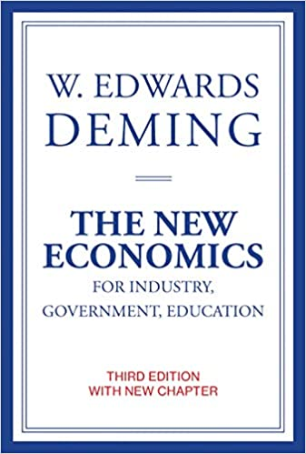 The New Economics for Industry, Government, Education (3rd edition) - Original PDF