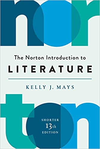 The Norton Introduction to Literature (Shorter Thirteenth Edition) (13th Edition) - Original PDF