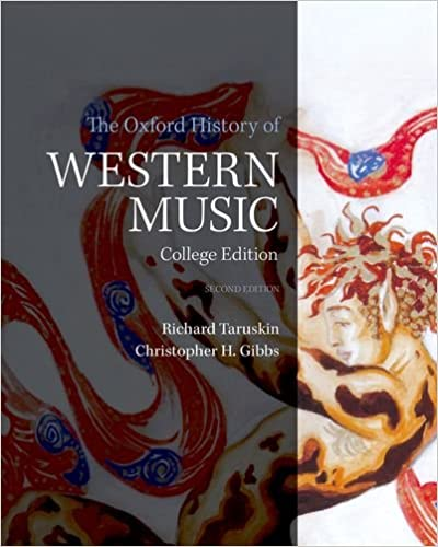The Oxford History of Western Music (2nd Edition) - Image pdf with ocr