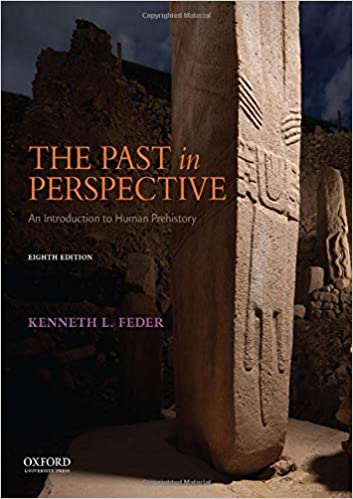 The Past in Perspective: An Introduction to Human Prehistory (8th Edition) - Epub + Converted pdf