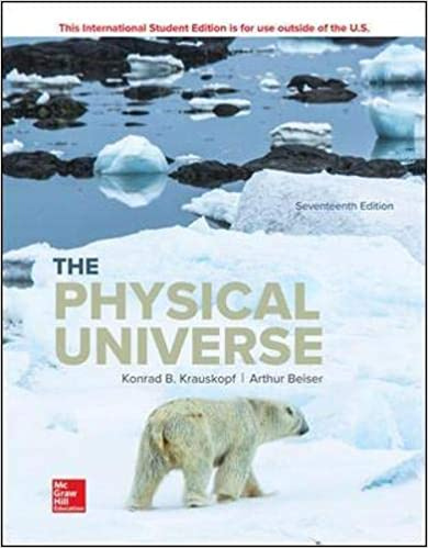 The Physical Universe (17th Edition) BY Krauskopf - Epub + Converted Pdf