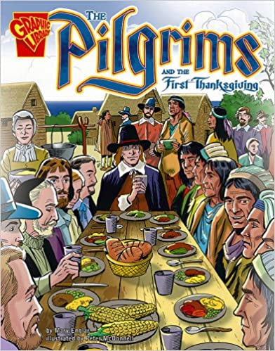 The Pilgrims and the First Thanksgiving BY Englar - Orginal Pdf