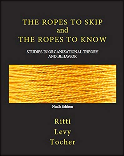 The Ropes to Skip and the Ropes to Know (9th Edition)