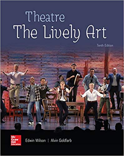 Theatre: The Lively Art 10th Edition