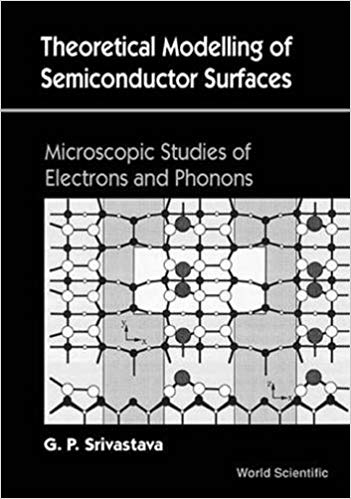 Theoretical Modelling of Semiconductor Surfaces: Microscopic Studies of Electrons and Phonons